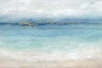 Serene Sea Landscape Fine Art Print