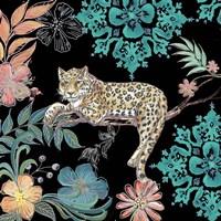 Jungle Exotica Leopard II Fine Art Print