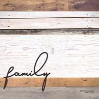 Family Pallet Fine Art Print