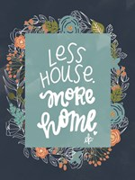 Less House Fine Art Print