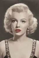 Marilyn Musing Fine Art Print