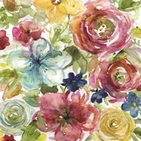 Assorted Bouquet Fine Art Print