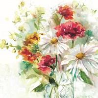 Garden Jar II Fine Art Print