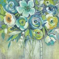 Late Summer Blooms Fine Art Print