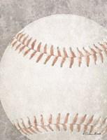 Sports Ball - Baseball Framed Print