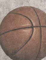 Sports Ball - Basketball Fine Art Print