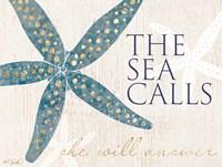 The Sea Calls Fine Art Print