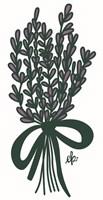 Lilac Bouquet Fine Art Print
