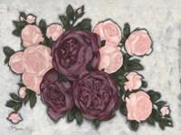 English Roses Fine Art Print