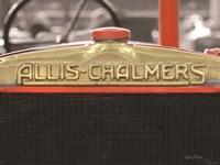 Allis-Chalmers Fine Art Print