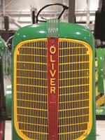 Oliver Tractor Fine Art Print