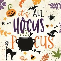 It's All Hocus Pocus Fine Art Print