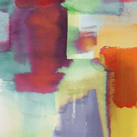 Colors of Nature (detail I) Fine Art Print