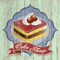 Cake Shop Fine Art Print