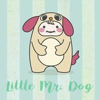 Li'l Dog Fine Art Print