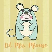 Li'l Mouse Fine Art Print