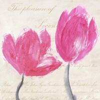 Classic Tulips I Fine Art Print