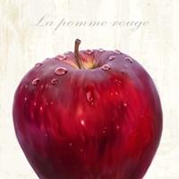 La Pomme Rouge Fine Art Print