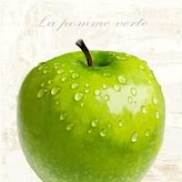 La Pomme Vert Fine Art Print