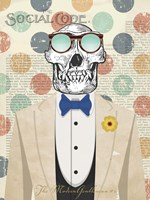 The Modern Gentleman #1 Fine Art Print