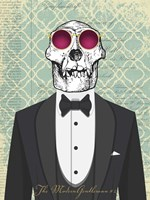 The Modern Gentleman #2 Fine Art Print