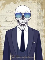 The Modern Gentleman #3 Fine Art Print