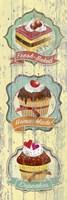 Fresh-Baked Cupcakes Fine Art Print