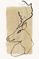Antlers II Fine Art Print