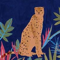Cheetah II Framed Print