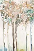 Golden Trees II Fine Art Print