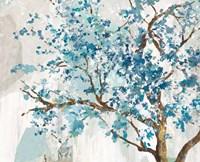 Indigo Oak Fine Art Print