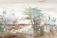 Autumn Silence Fine Art Print