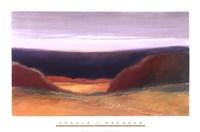 "Sunset by Ursula J. Brenner - 36"" x 24"""