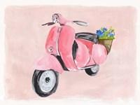 Pink Day Fine Art Print