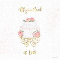 All You Need is Love IX Fine Art Print