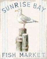 Floursack Nautical XIII Fine Art Print