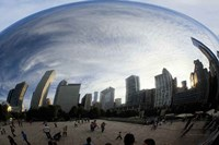 The Bean Chicago Fine Art Print