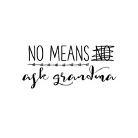 Grandma Inspiration II Fine Art Print