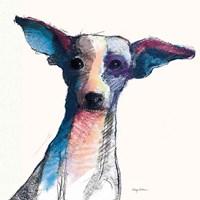 Thor Watercolor Pastel Fine Art Print
