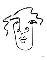 Making Faces VIII Fine Art Print