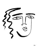 Making Faces V Fine Art Print