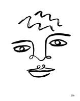 Making Faces IV Fine Art Print