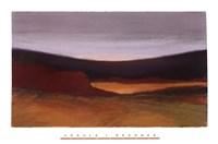"Sunrise by Ursula J. Brenner - 36"" x 24"""
