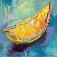 Lemon Wedge Fine Art Print