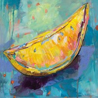 Lemon Wedge Fine Art Print