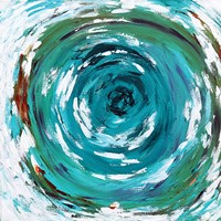 In the Vortex Fine Art Print
