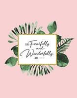 Fearfully and Wonderfully Made Fine Art Print