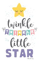 Twinkle Little Star Fine Art Print