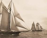 Maiden Voyage I Fine Art Print