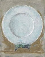 Dinner Plate II Fine Art Print